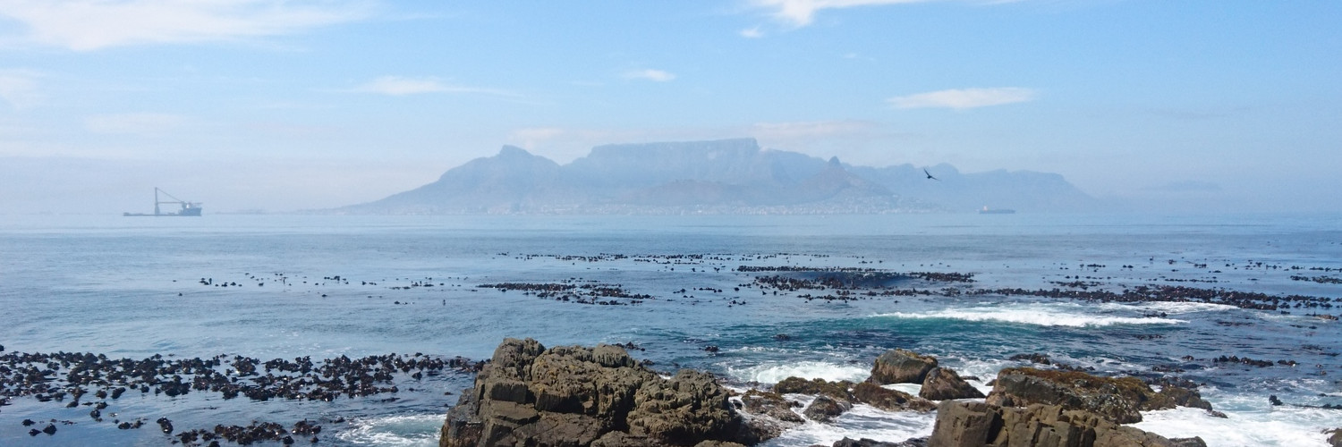 Cape town seen from robben island 1a81c1f1