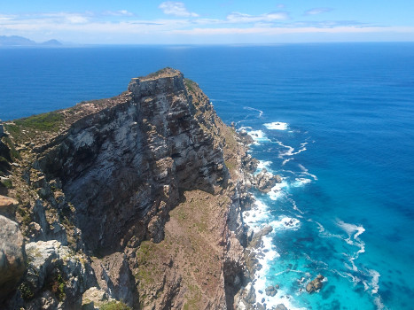 Cape of Good Hope area