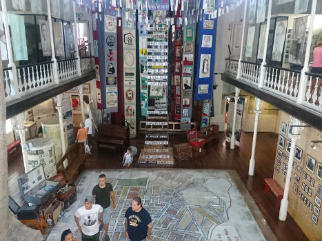 District 6 museum, Cape Town